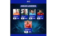 "Vietnamese striker Le Cong Vinh named ""ASEAN legend"""