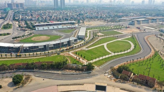 Tickets for postponed F1 Vietnam GP remain fully valid