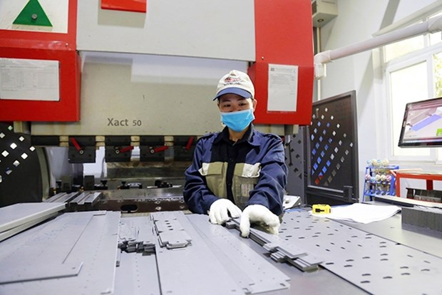 Hanoi approves establishment of two industrial clusters