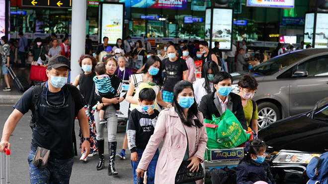 Nearly 6,000 people from ASEAN and 1,000 people from Europe repatriate