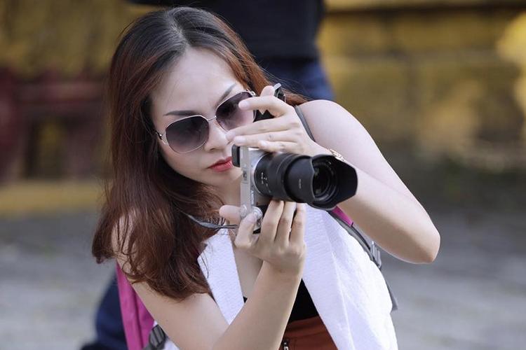 International award presented to Vietnamese photographer