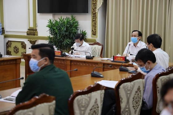 Ho Chi Minh City has enough capacity and expenditure for Covid-19 prevention