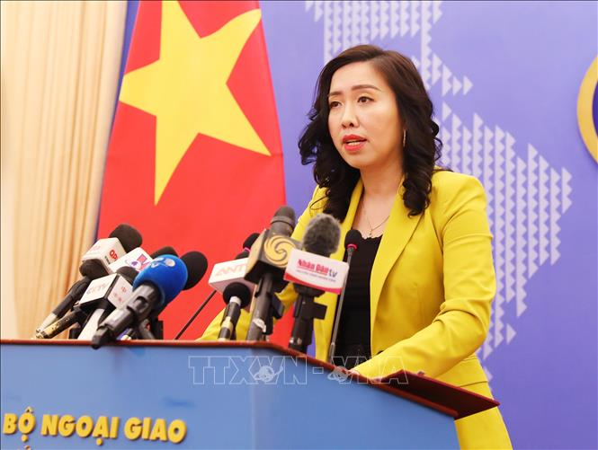 US voices serious concern over East Sea situation