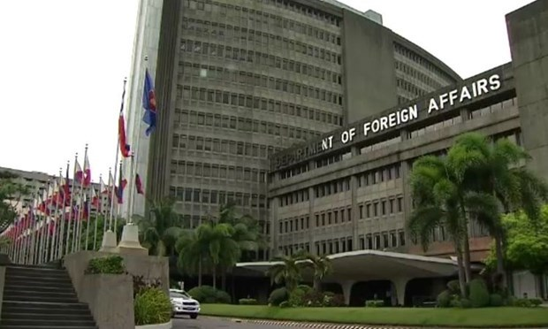 Philippines issues statement on China