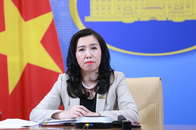 US voices concern over China's sinking of Vietnamese fishing vessel in East Sea