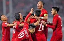 Vietnam national team on top in ASEAN