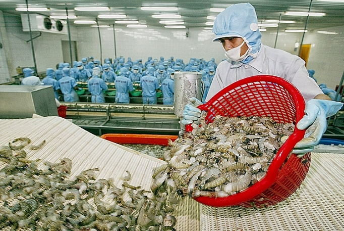 Shrimp exports to China see most remarkable increase for 5 years