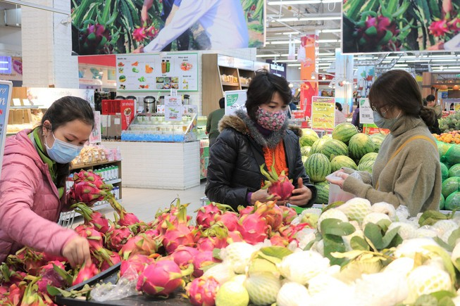 China spends nearly USD94 million on Vietnamese dragon fruits