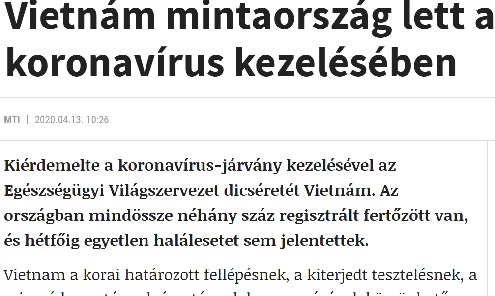 Foreign newspapers recognize Vietnam's efforts in COVID-19 fight