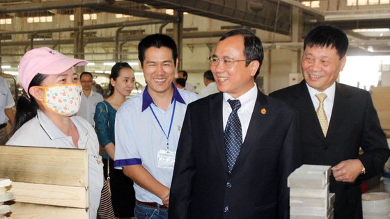 Binh Duong becomes attractive destination for investors