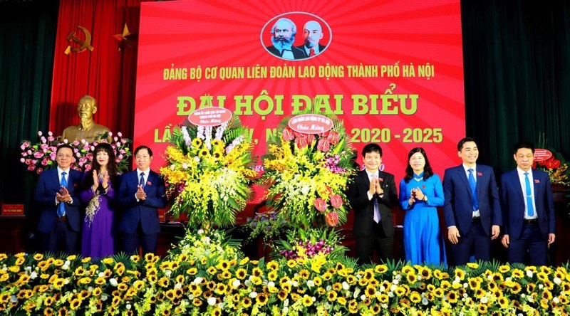 Hanoi: Grassroots level Party Congresses almost completed