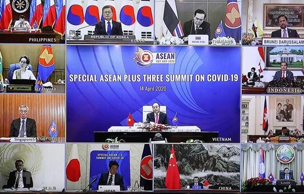 Declaration of Special ASEAN Summit on Coronavirus Disease 2019