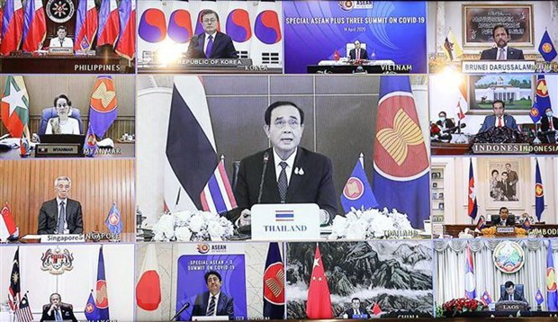 Thai PM: No country could fight against COVID-19 threat alone