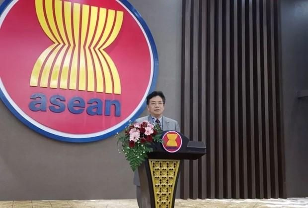 China strongly supports Vietnam's ASEAN chairmanship: ambassador