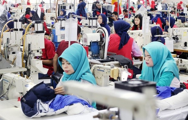 FDI into Indonesia falls in Q1