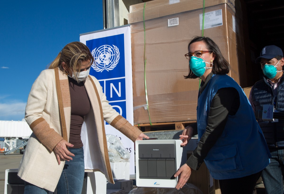 UNDP: USD30 million rapid response facility launched for vulnerable countries