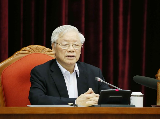 Leader stresses critical issues in personnel preparations for 13th National Party Congress