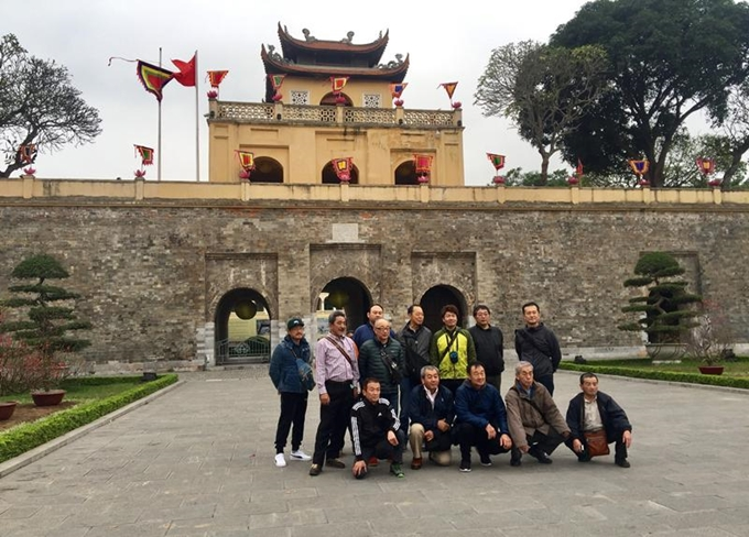 Cooperation on Thang Long Imperial Citadel preservation