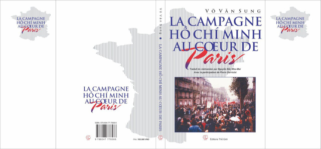 """""""Ho Chi Minh campaign in the heart of Paris"""""""