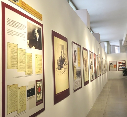 Recalling V.I.Lenin's contribution to global revolutionary cause