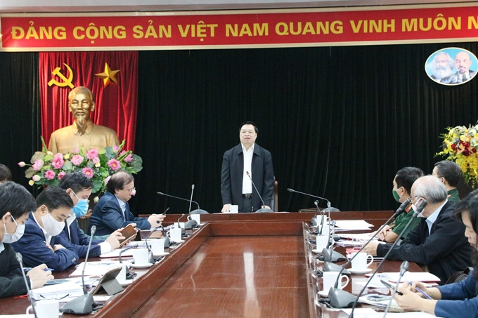 Creating widespread power to celebrate the 130th anniversary of President Ho Chi Minh