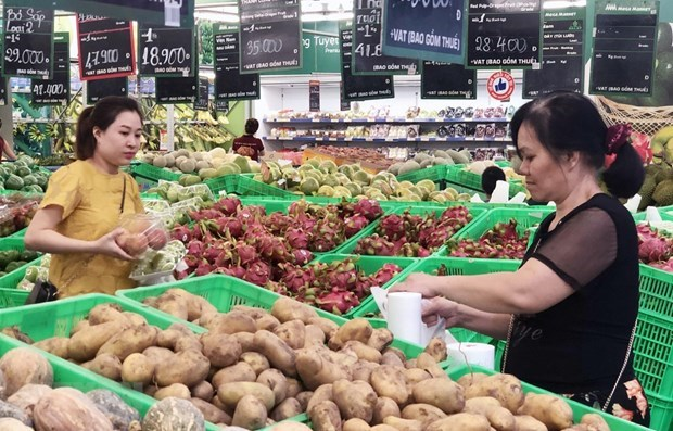 April CPI down 1.54 percent month-on-month
