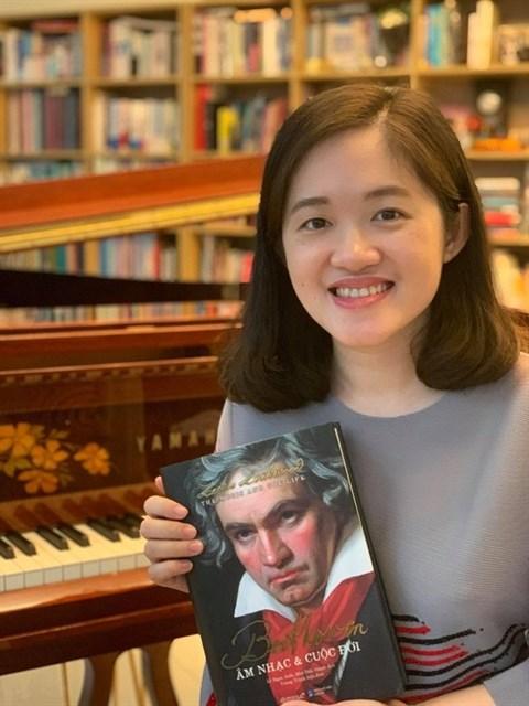 Beethoven book released in Vietnamese