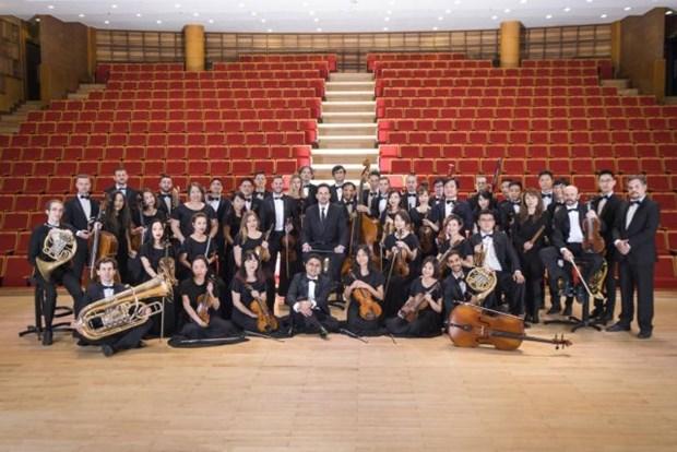 Hanoi-based Sun Symphony Orchestra skips a season