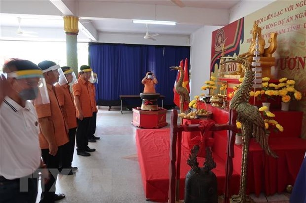 Hung Kings' Death Anniversary organized in Thailand