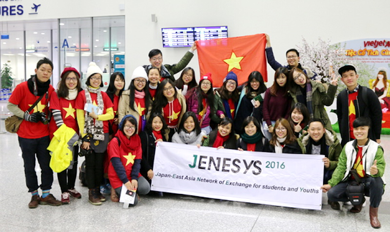 Vietnam ranks second in number of foreign students in Japan