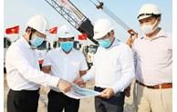 Northern province starts to build Cua Luc No 1 Bridge