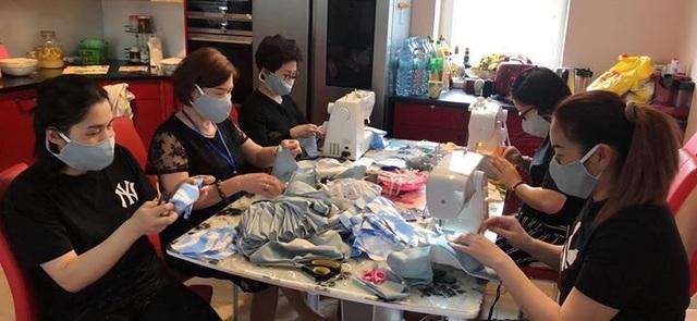 Journey of precious face masks amid COVID-19 epidemic