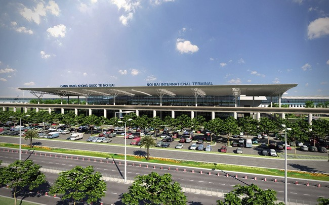 All taxi services at Noi Bai International Airport halted