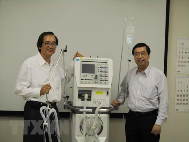 Metran Company supports manufacturing 15,000 ventilators for Vietnam