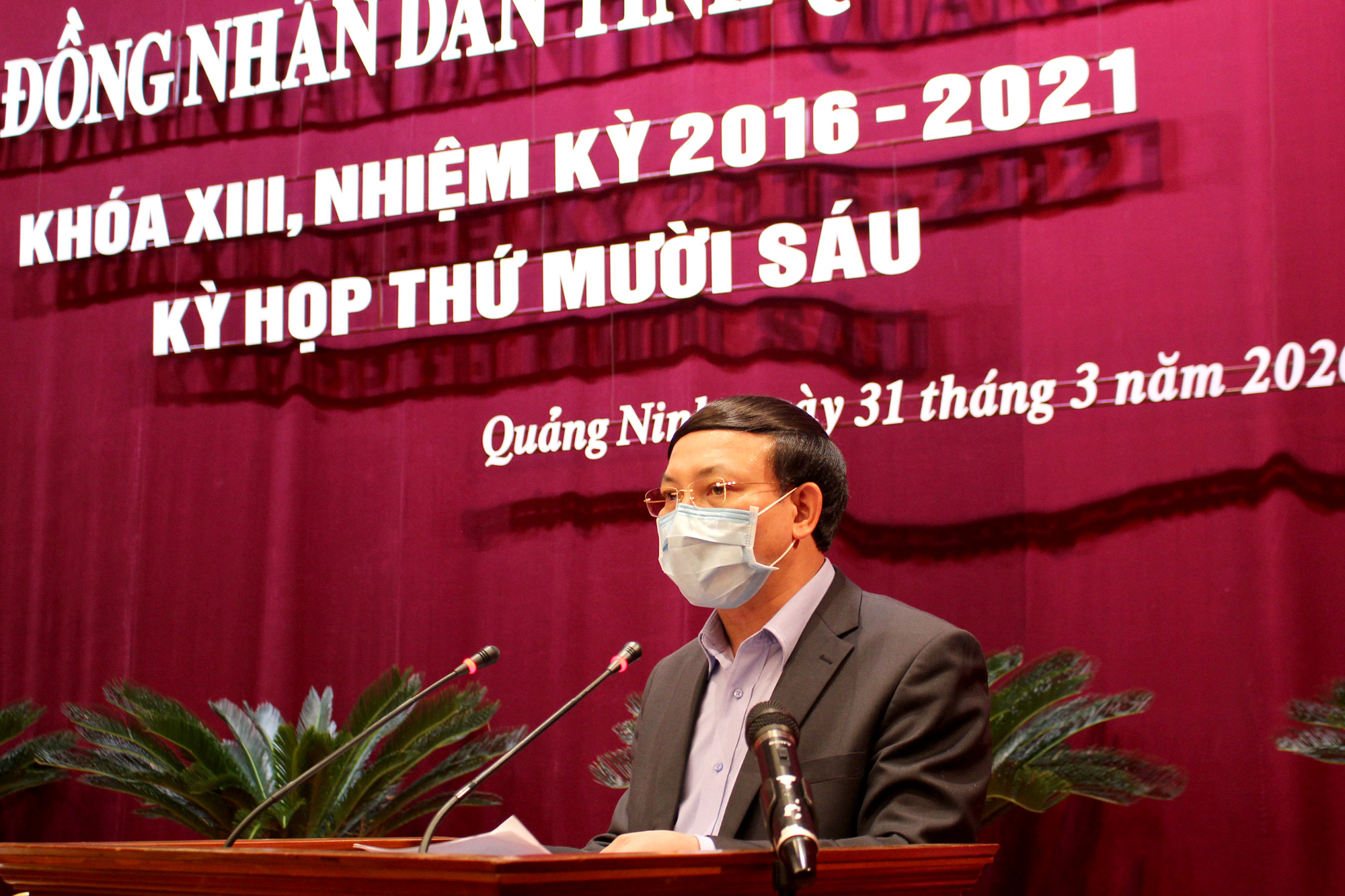 Quang Ninh saves expenditure and spends maximum resources for fighting COVID-19