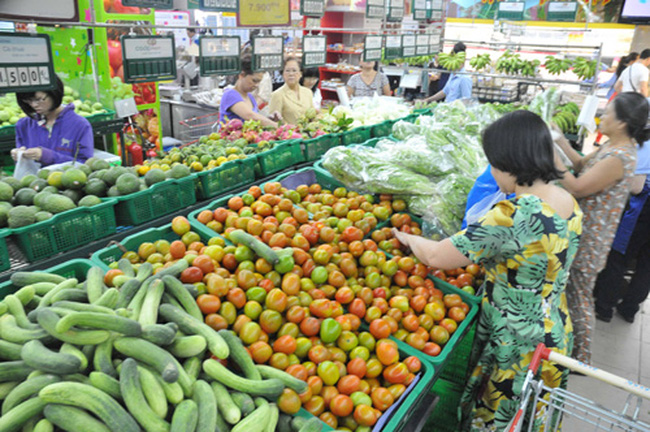 Fruit, vegetable exports to Thailand up by over 300% in Q1