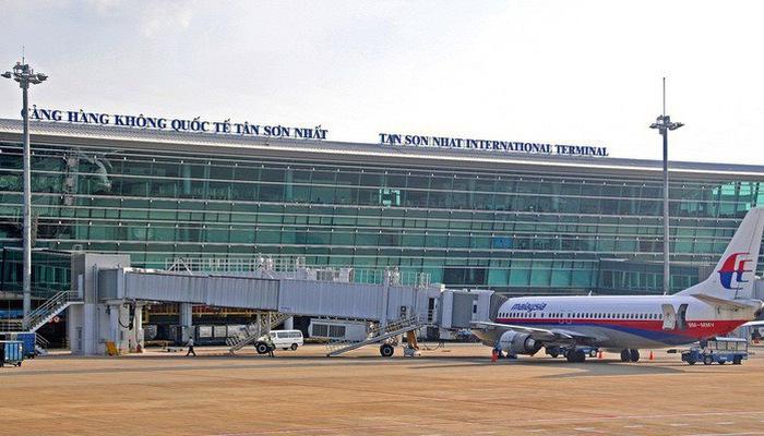 Tan Son Nhat Airport allows maximum number of 180 passengers per flight