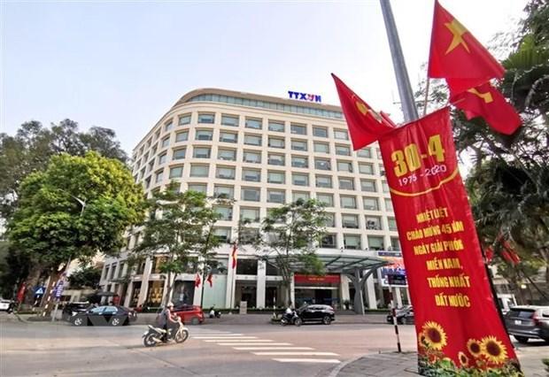 Russia congratulates Vietnam on National Reunification Day