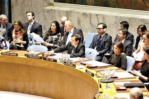 Vietnam supports reform of UNSC working methods
