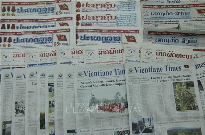 Lao media emphasizes protection and respect of Laos-Vietnam special relationship
