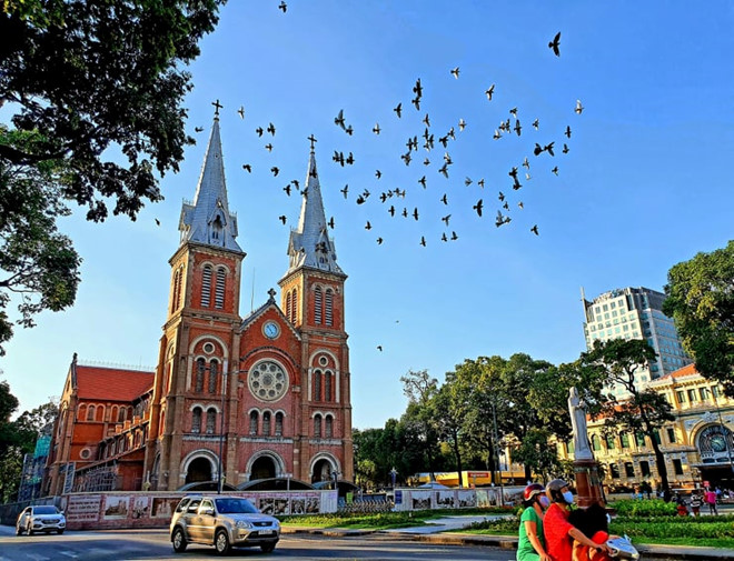 Vietnam's cathedral listed among world's most beautiful