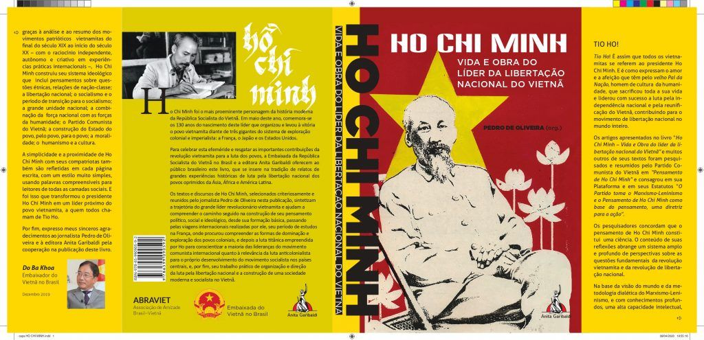 President Ho Chi Minh praised on Brazilian newspaper