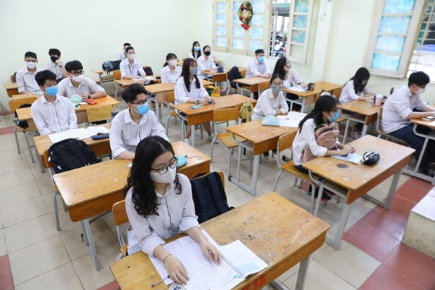 Tens of millions of students back to school after long COVID-19 break