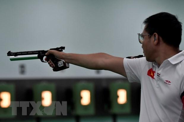 Marksman Hoang Xuan Vinh to skip SEA Games and aim for Olympics