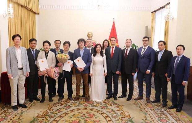 Russian, Korean press agencies licenced to open rep offices in Vietnam