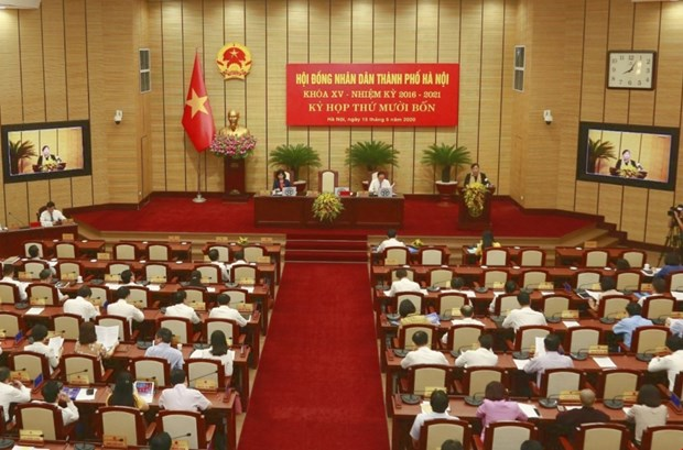 Hanoi discusses developing economy after COVID-19