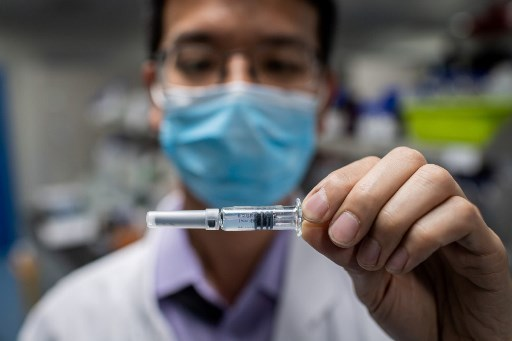 Thailand enters race for COVID-19 vaccine