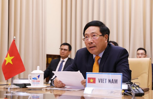 Deputy PM attends UNSC video meeting celebrating end of World War II