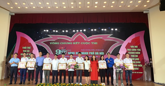 Contest on history of Hanoi's party, culture and historical tradition