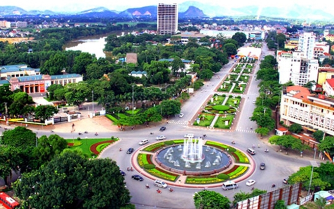 Approving Thai Nguyen province planning task